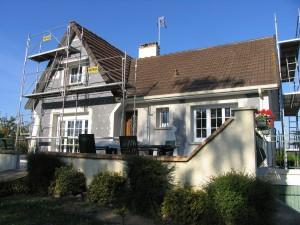 Isolation thermique par l'extérieur dans les Yvelines 78