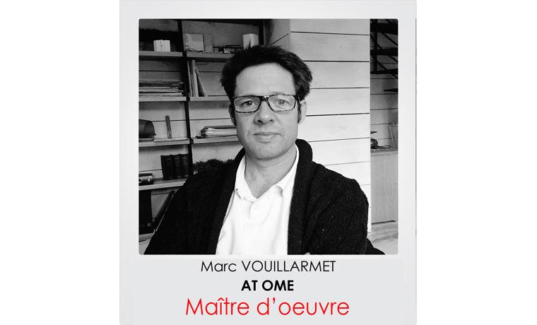 M. VOUILLARMET, maître d'oeuvre