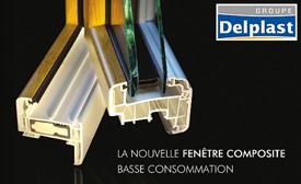 Fenêtre composite basse consommation