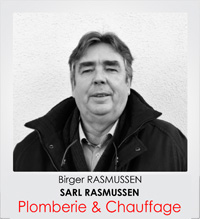 Mr Rasmussen, plombier 78