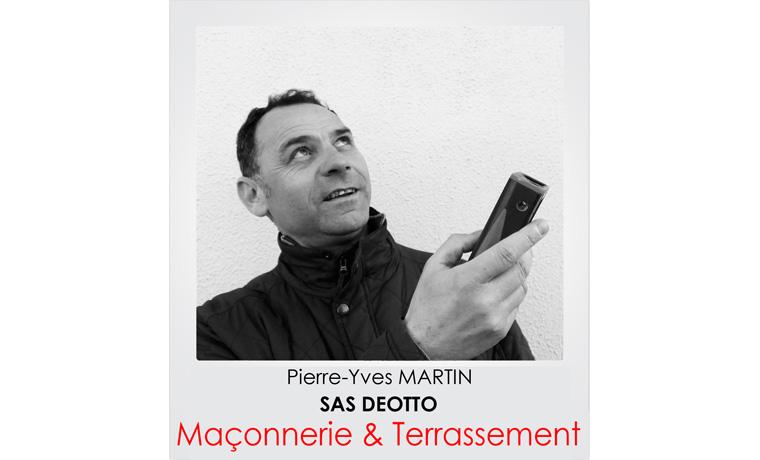 DEOTTO Maçon - Terrassement