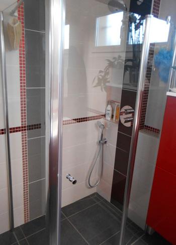 Pose de carrelages de douche à Chartres (28)