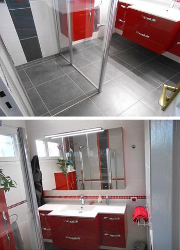 Pose de carrelages de salle de bain à Chartres - 28