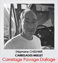 Stéphane CHESNIER - Carreleur à Chartres