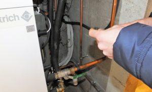 Générateur de chaleur hybride