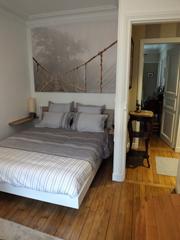 Rénovation d'une chambre dans un appartement à Paris par un artisan Respire