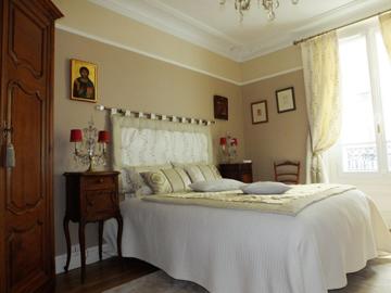 Rénovation d'une chambre à Paris par les artisans RESPIRE Chartres