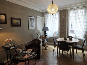 Rénovation de salle à manger à Paris par les artisans RESPIRE