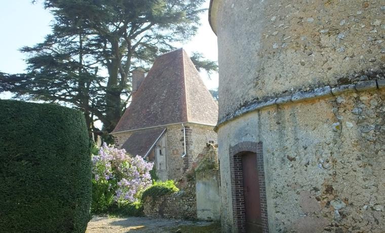 Restauration de la toiture d'un bâtiment historique