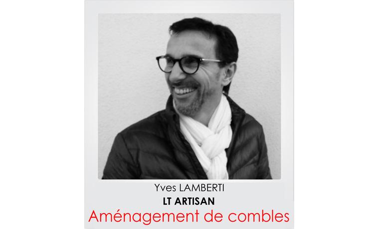 Yves Lamberti, rénovation des combles