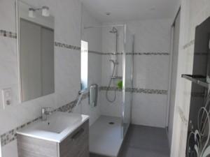 La salle de bain APRES travaux