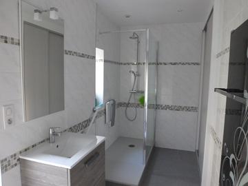 Salle de bains par le plombier Romain Pascal