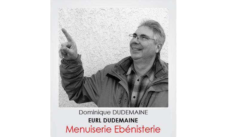 DUDEMAINE : menuisier ébéniste à Coignières (78)