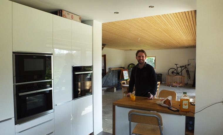 Sébastien Sagatova, architecte maison passive