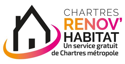 Logo Chartres Rénov Habitat